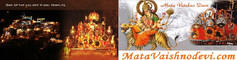 Vaishno Devi Tample